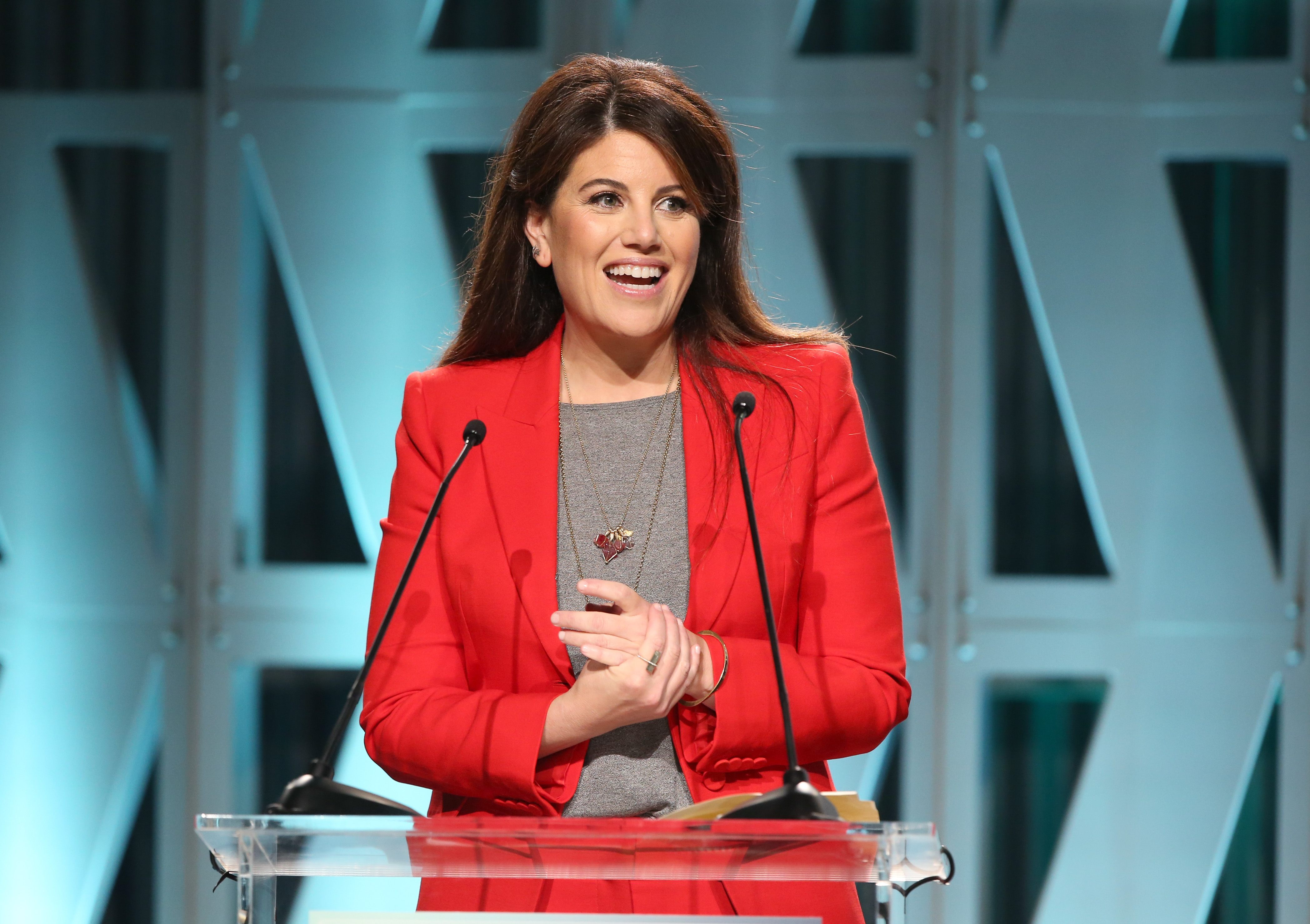 Monica Lewinsky looks back at her 'mistake': 'You can survive it'