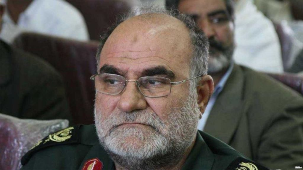 Iran says general fatally shot himself by accident
