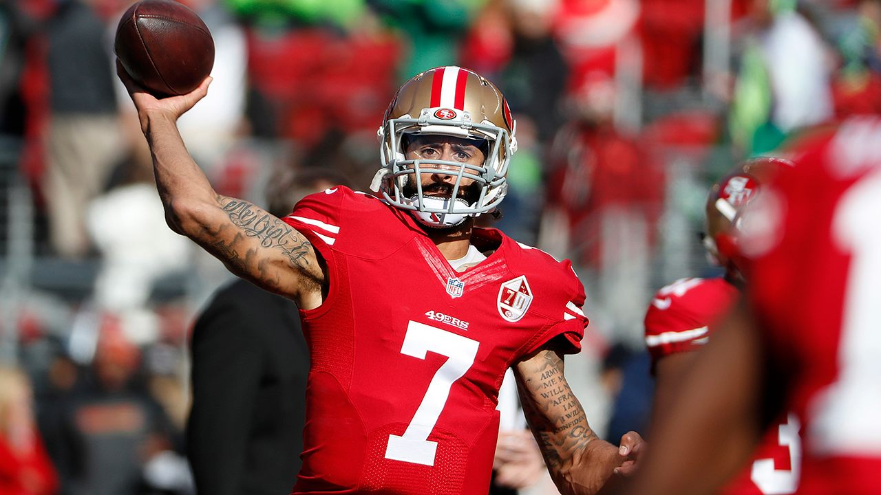 Kaepernick would reportedly sign with any NFL team — even the Redskins