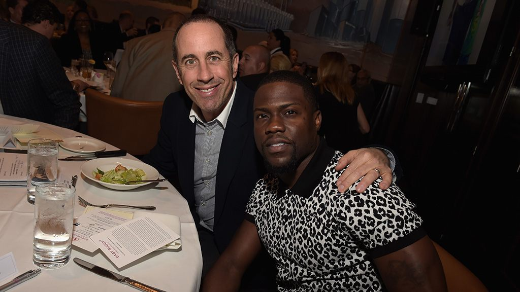 Jerry Seinfeld weighs in on Kevin Hart Oscar controversy, says it won't be 'so easy' to replace as host