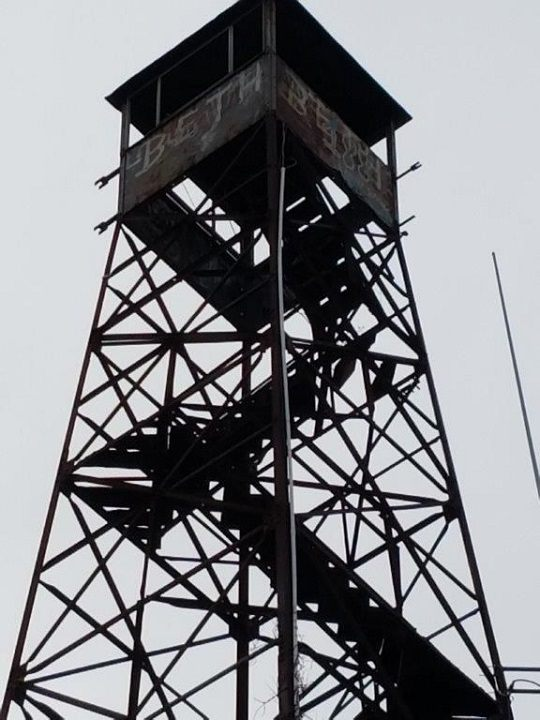 You can own an 80-foot forestry tower in South Carolina, but there's a catch