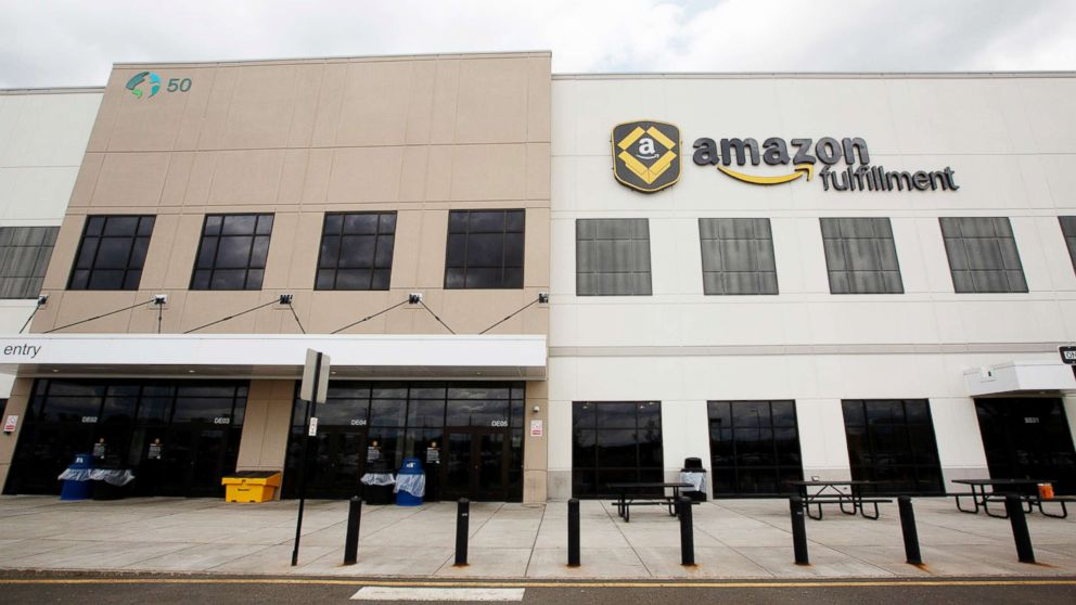 24 Amazon workers sent to hospital after bear repellent was accidentally sprayed