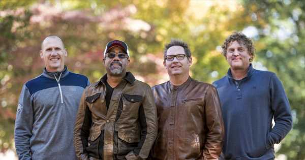 Hootie and The Blowfish reunite with new album, tour