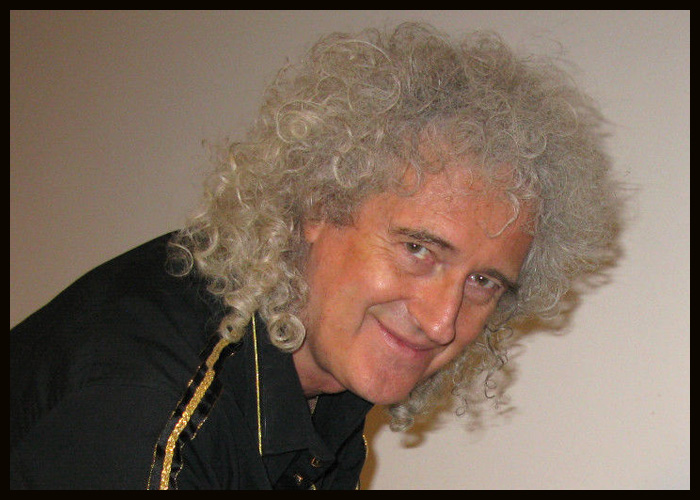 Brian May Partners With NASA On New Solo Single