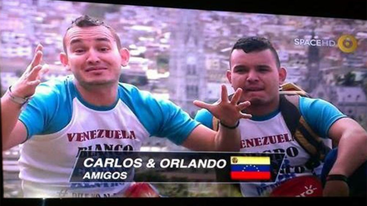 Inside Latin American 'Amazing Race' star's dramatic escape from Venezuela