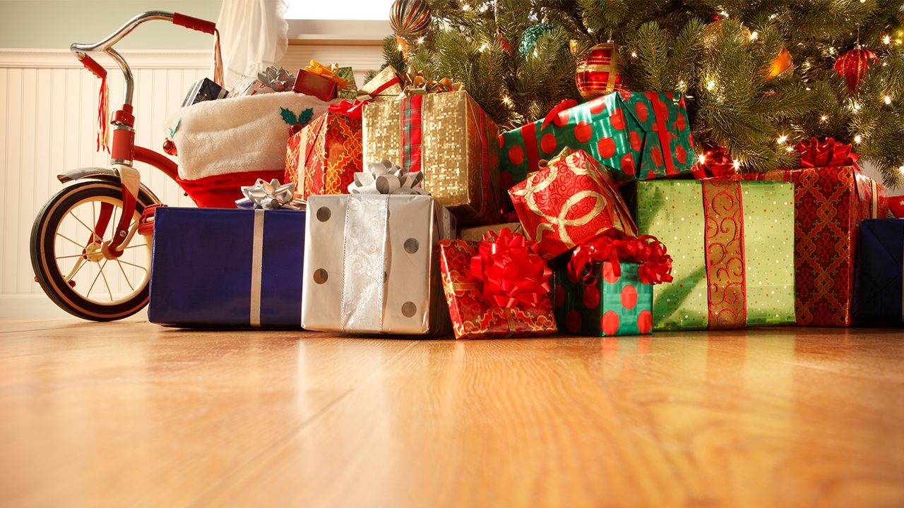 Mom hits back at trolls who say spending $2,000 on Christmas presents for 3 kids is too much
