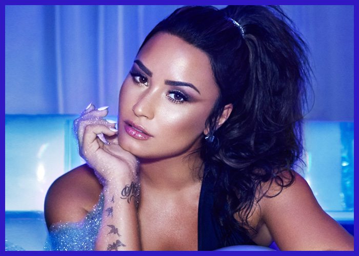 Demi Lovato Makes Return To Brazilian Jiu-Jitsu