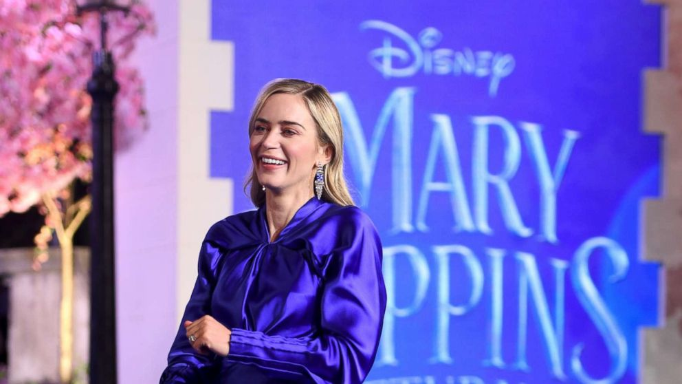 Emily Blunt says 'Mary Poppins Returns' will make you cry
