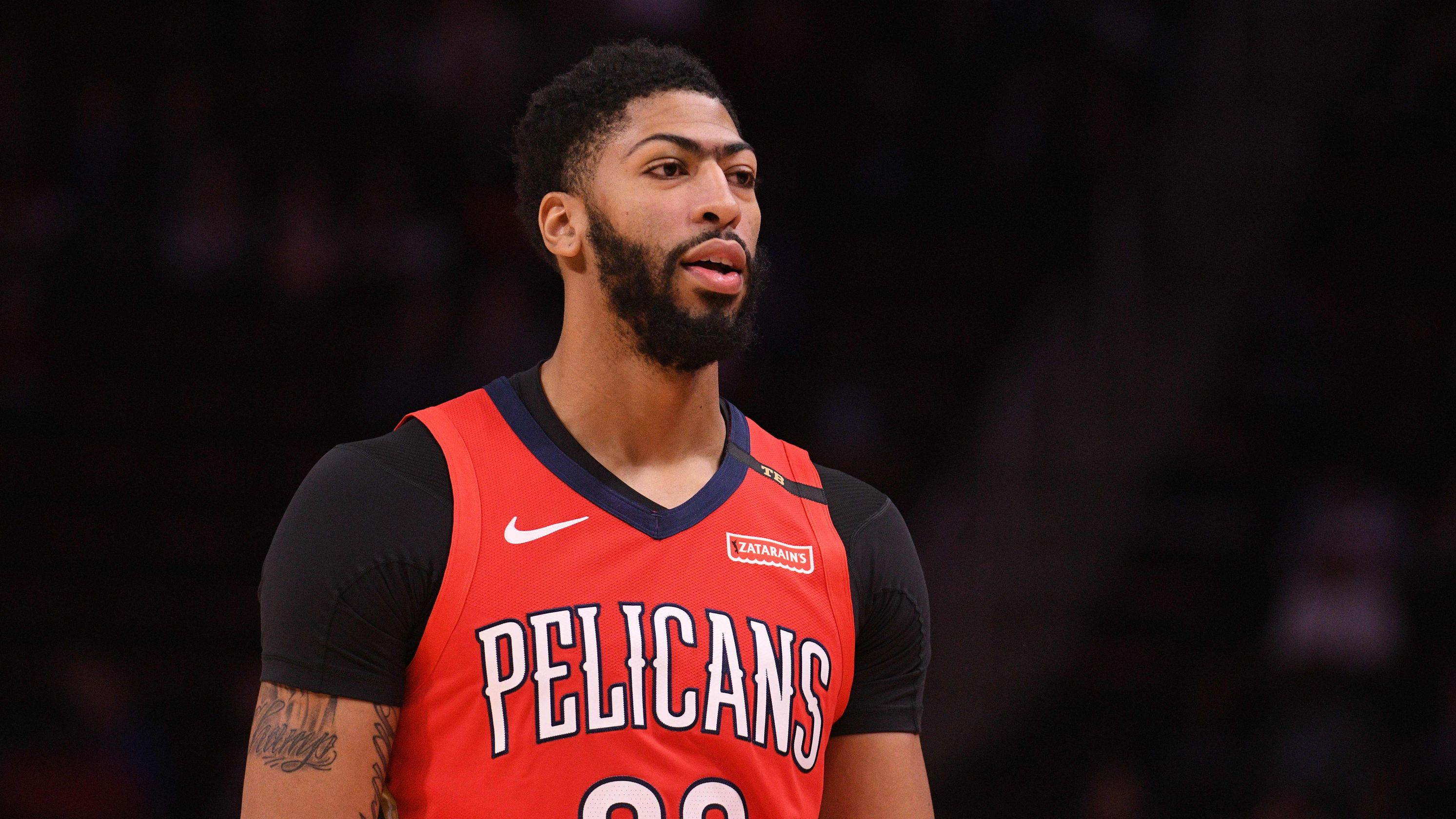Anthony Davis to the Los Angeles Lakers is a movie waiting to happen
