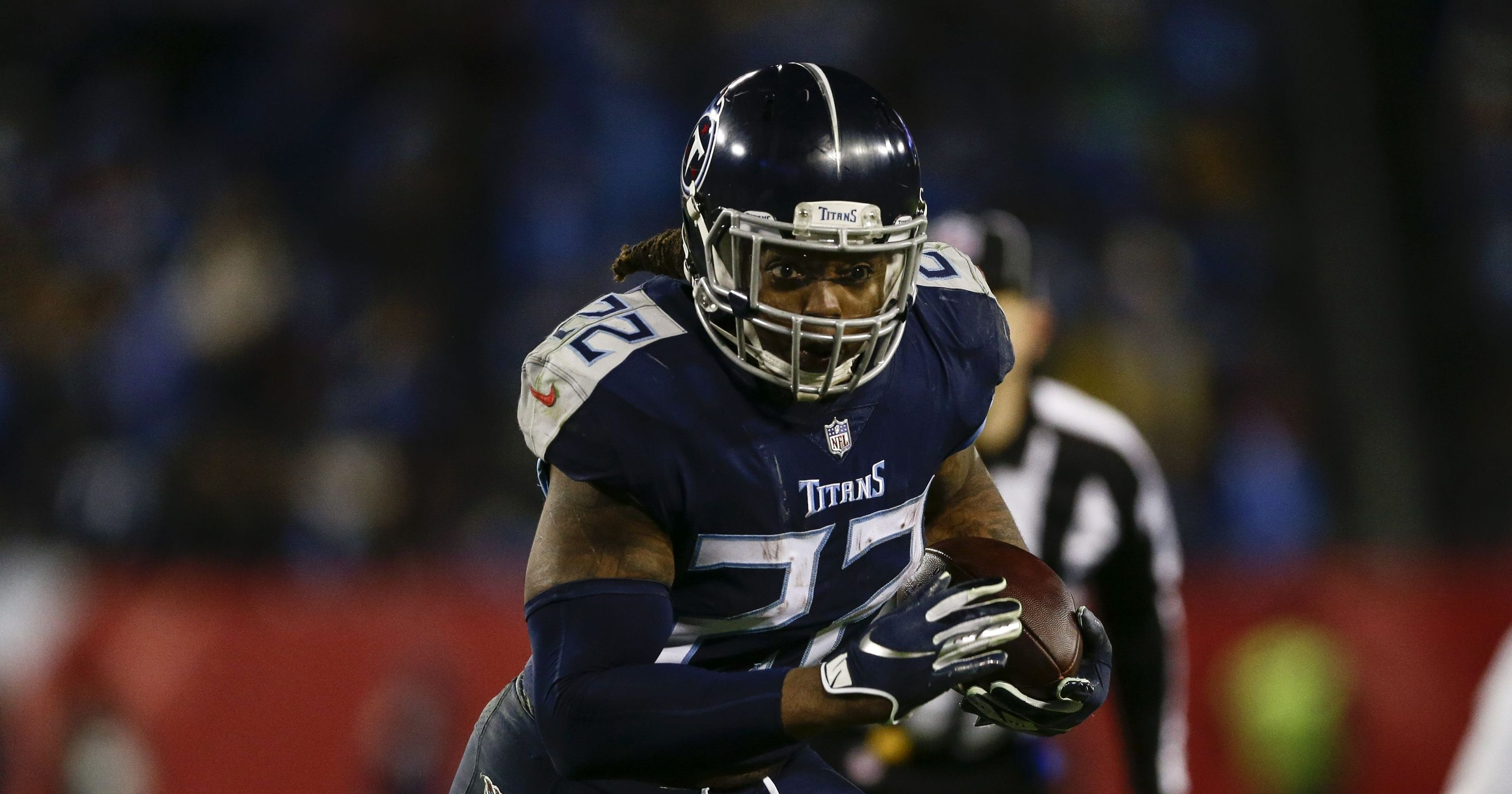 So many fantasy owners who benched Derrick Henry before his huge night are crushed