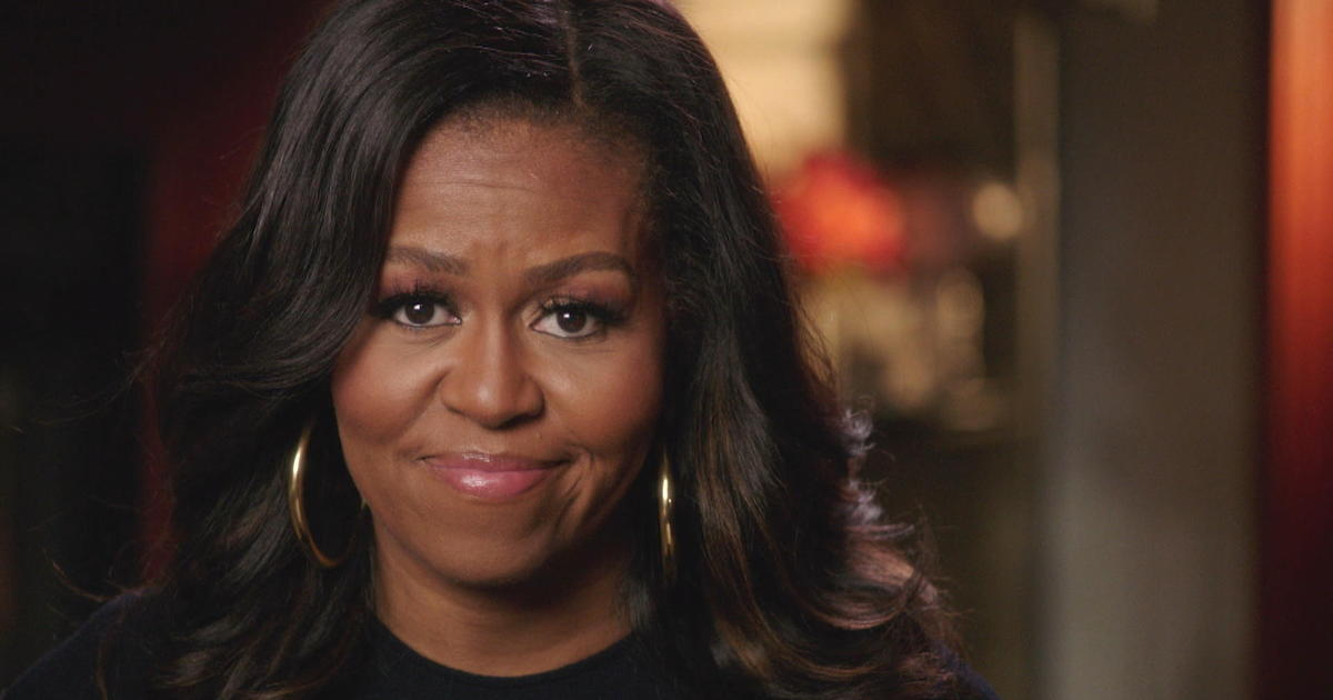 """Michelle Obama's emotional letter to her college-age self: """"You're more than enough"""""""