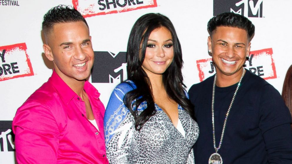 Ex-boyfriend charged with trying to extort 'Jersey Shore' star for $25K