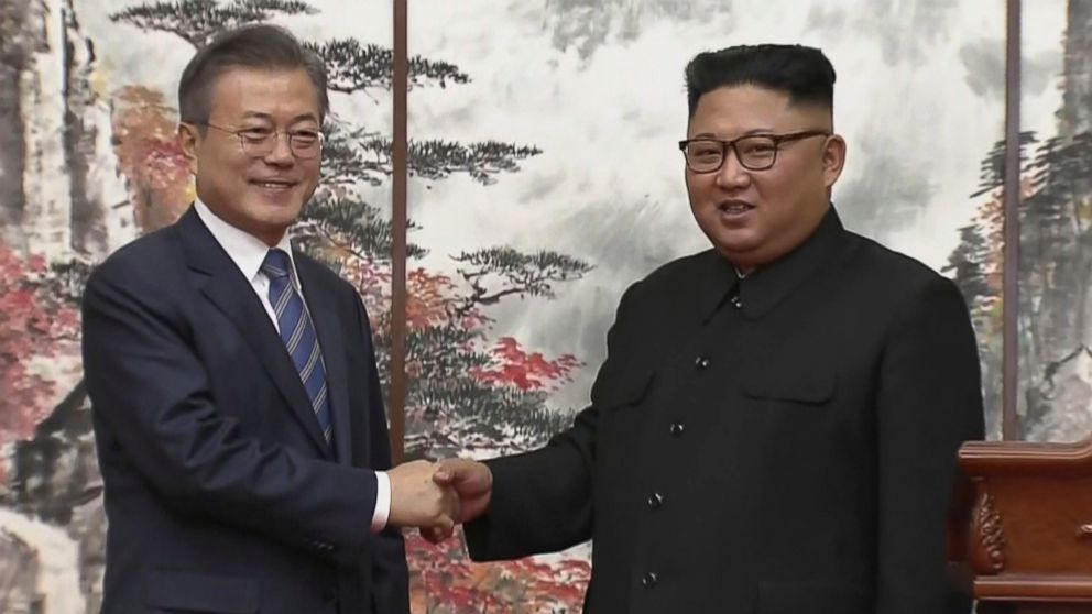 Moon says Kim will get what he wants by following through on denuclearization