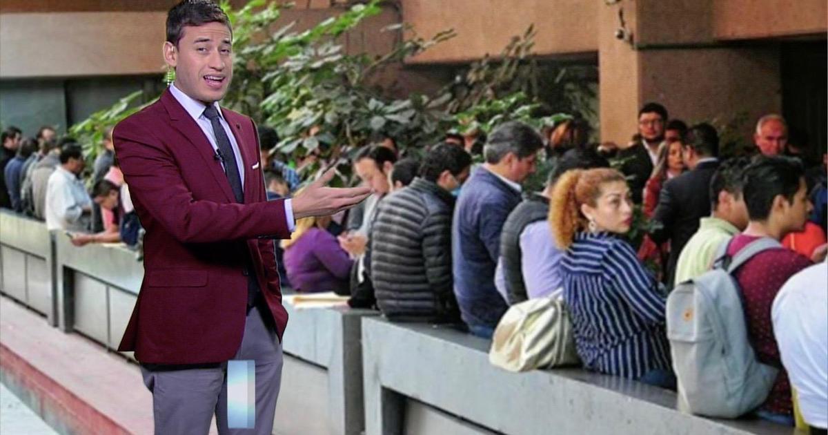 En Tiempo Real: Alcaldes hacen fila para solicitar presupuesto