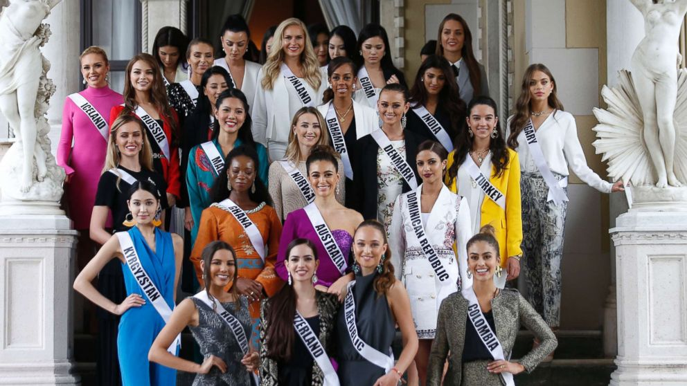 Miss Universe announces all its judges this year will be women