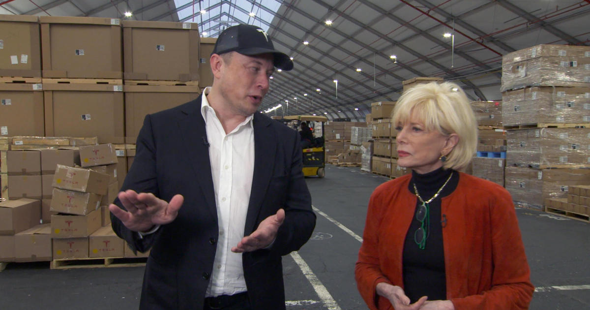 Highlights from Elon Musk's 60 Minutes interview
