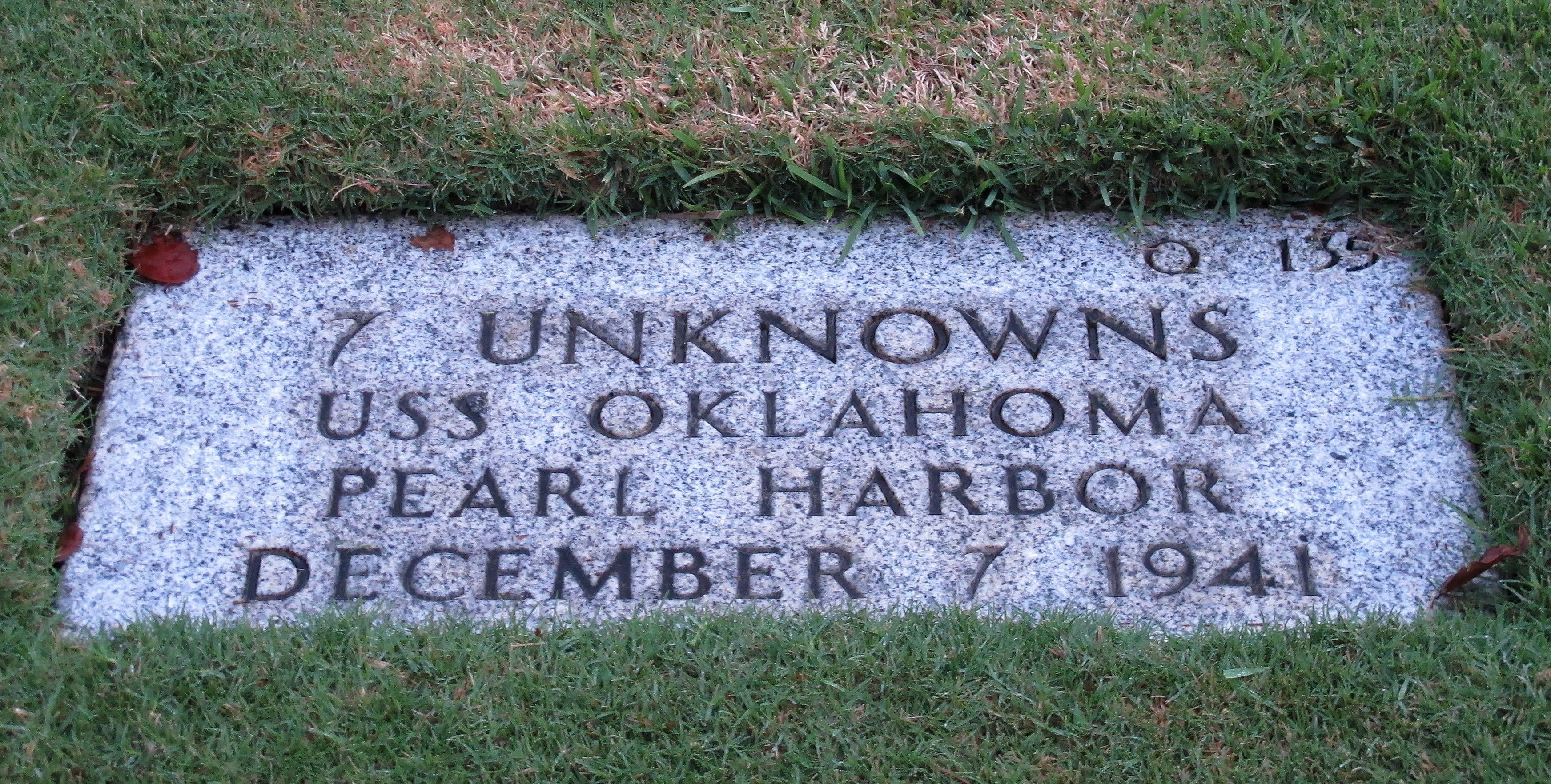 Pearl Harbor sailors finally laid to rest 77 years later thanks to DNA testing