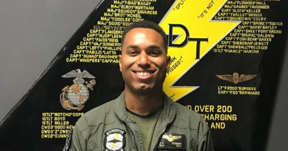 """Marines identify """"dedicated leader"""" from Florida killed in crash off Japan"""