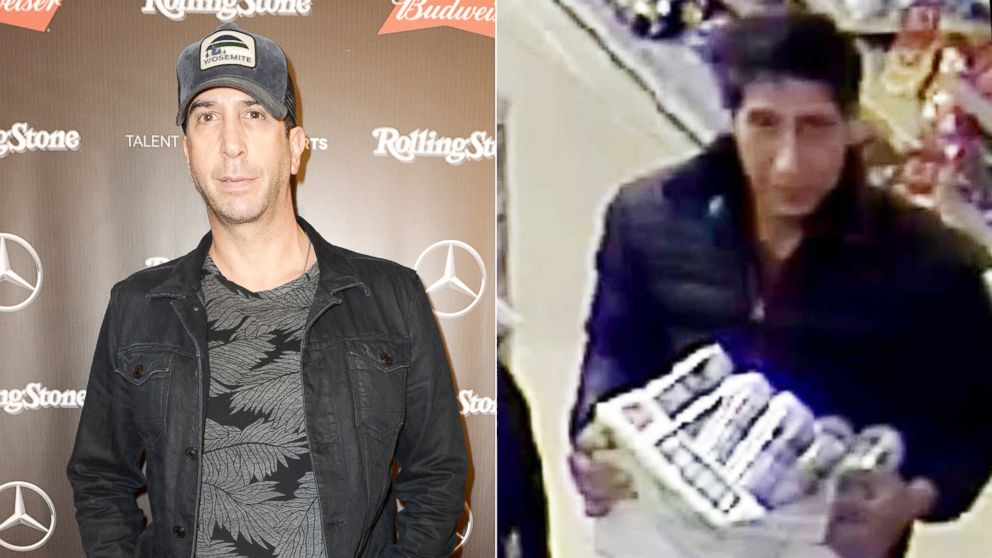 'Ross from Friends' lookalike on the run once again after skipping court date
