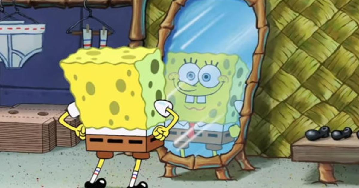 "Passage: The creator of ""SpongeBob SquarePants"""