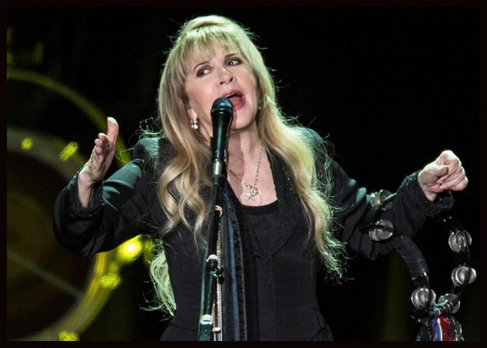 Stevie Nicks Opens Up On Rock Hall Induction