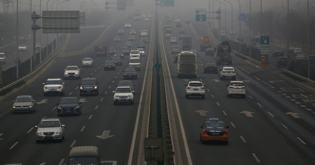 Greenhouse Gas Emissions Rise Like a 'Speeding Freight Train' in 2018