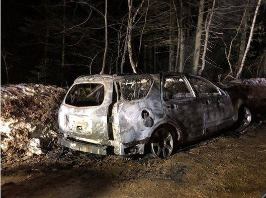 RCMP in New Brunswick investigating stolen vehicle and arson