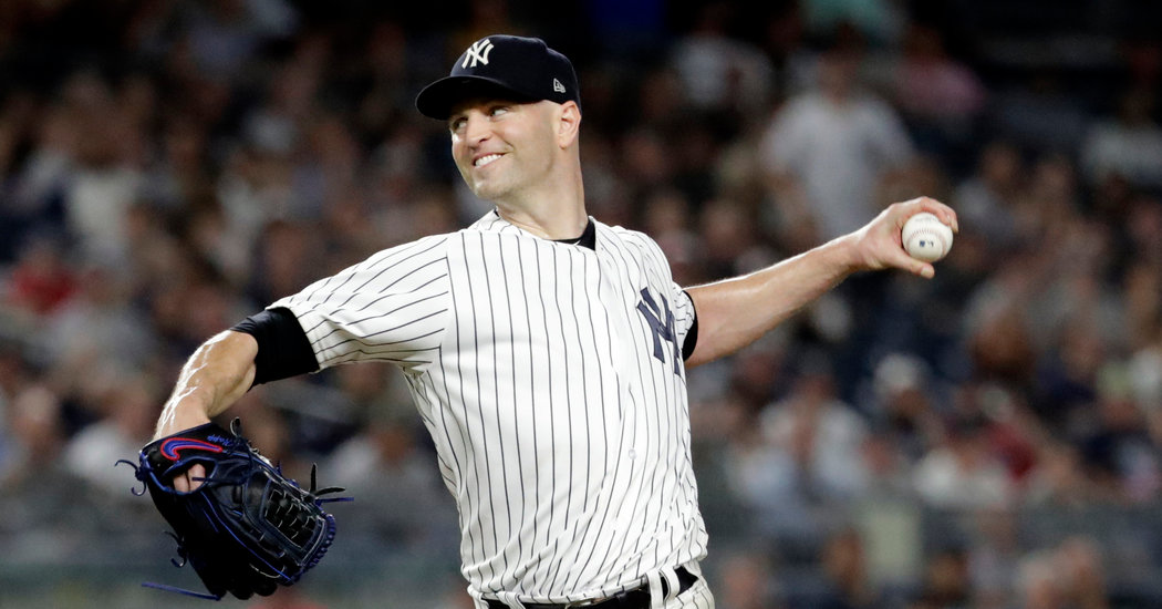 In Off-Season of Restraint, Yankees Close In on J.A. Happ