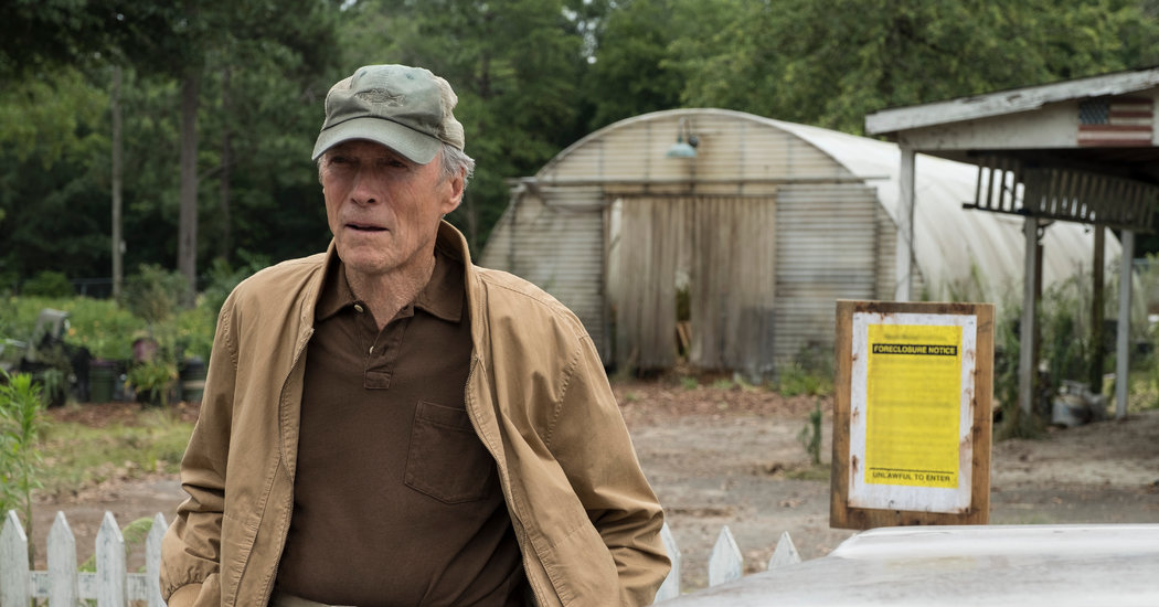 'The Mule' Review: Clint Eastwood's Very Strange Drug Trip