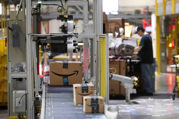 Amazon announces 2nd fulfillment centre in Alberta, this one outside Edmonton