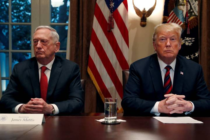 Mattis resignation, troop withdrawal and shutdown threat: A rocky end of the year for Trump