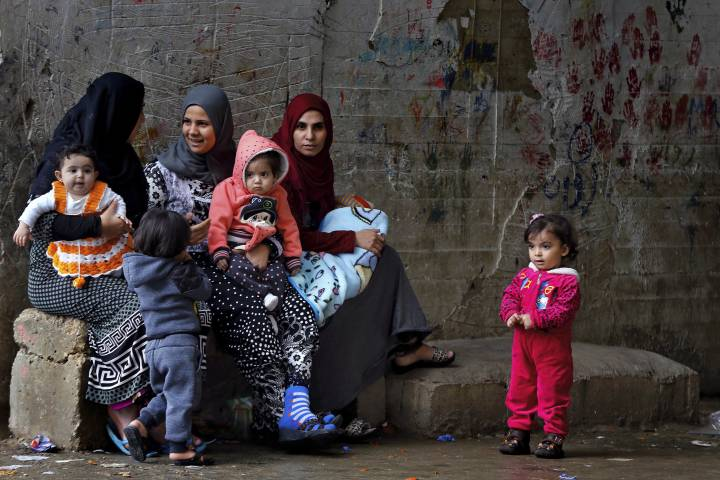 Syrian refugee families in Lebanon are marrying off children to cope financially: UN