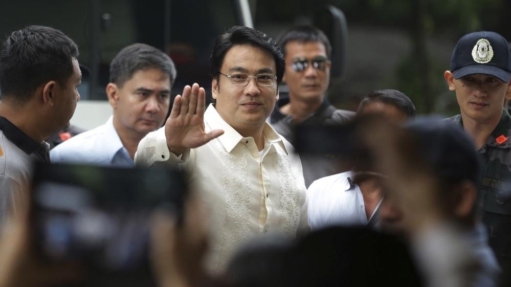 Philippines: Ex-senator to face verdict on plunder case