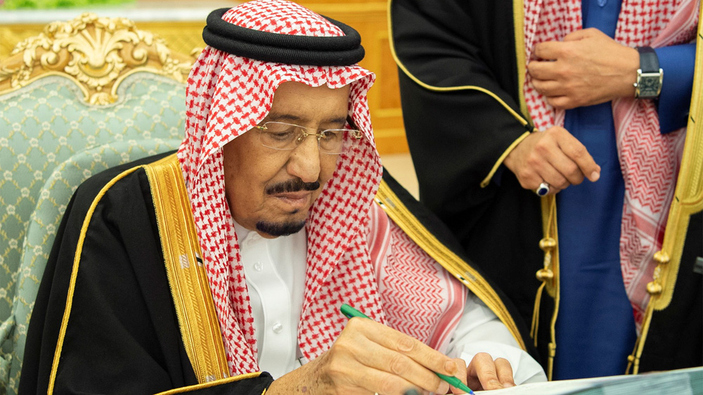 Saudi king extends allowances as biggest budget ever is announced