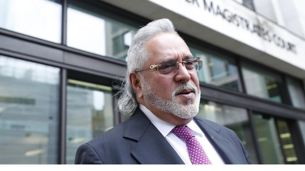 Indian businessman Mallya in UK court for extradition case