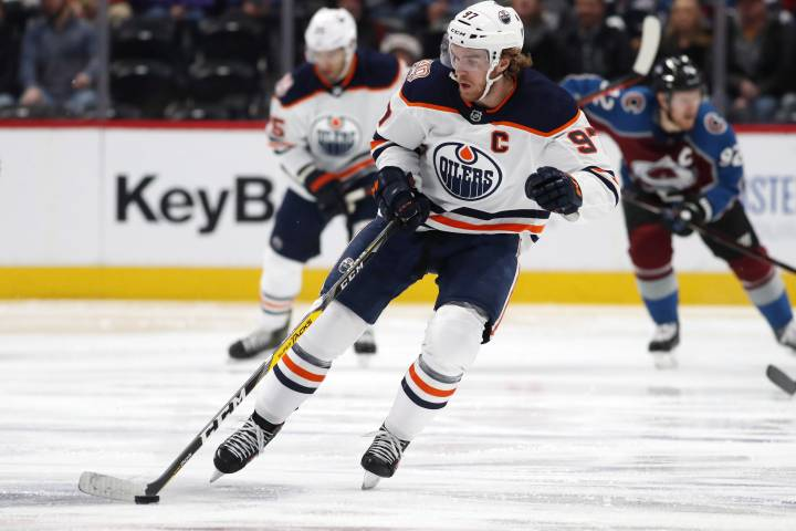 Connor McDavid voted as NHL all-star game captain
