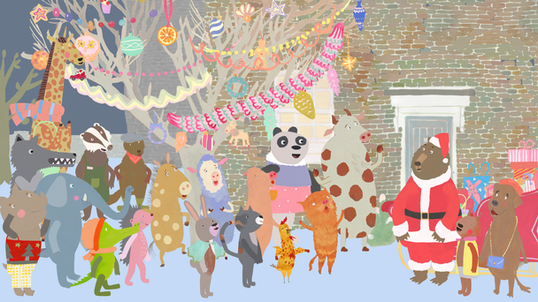 Adorable Irish animated film is a must-watch for little ones this Christmas