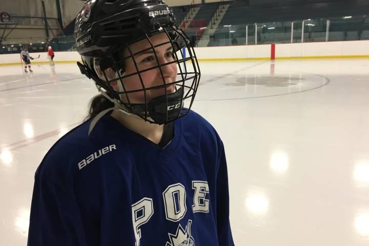 Vernon's Anne Cherkowski headed to 2019 IIHF U18 Women's World Championship in Japan