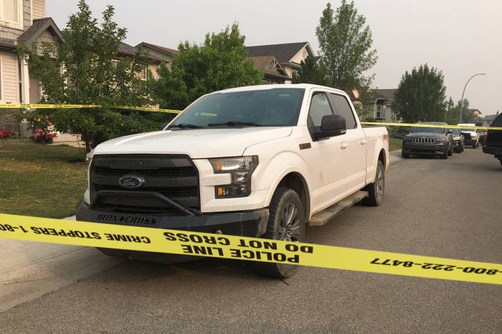 Charges laid against man who allegedly ran over Calgary police officer
