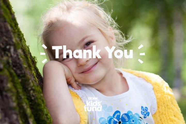 CKNW Kids' Fund raises $1.4 million on its 2018 Pledge Day