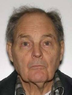 London police looking for missing 84 year old man