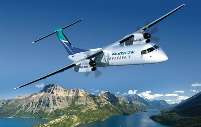 KF Aerospace signs maintenance contract with WestJet Encore