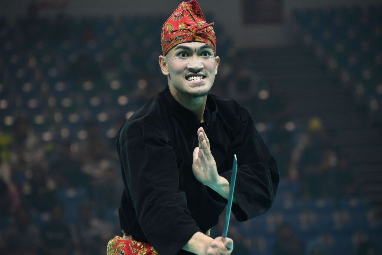 Silat: Singapore claim 3 golds, 2 silvers and 1 bronze on first day of World Pencak Silat Championship