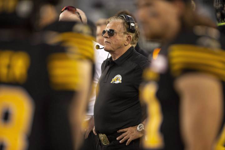 Jerry Glanville steps down as Tiger-Cats' defensive co-ordinator