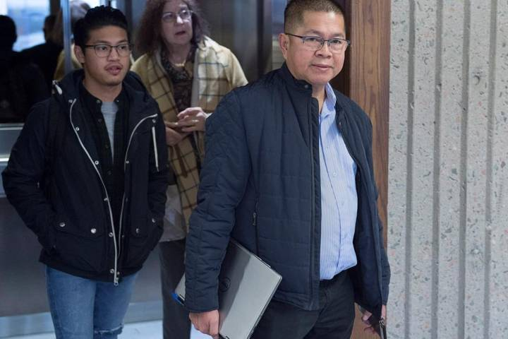 Filipino workers tells court they feared deportation if they didn't comply with boss's demands
