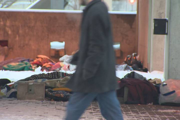 New emergency homeless shelter to help with winter overcrowding