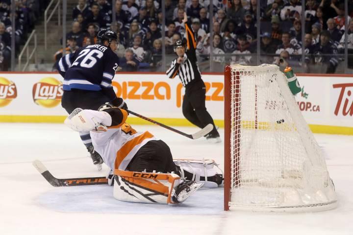 Inconsistent Winnipeg Jets still finding ways to win