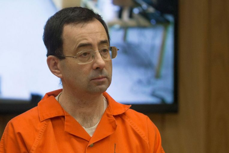Gymnastics: US Olympic Committee slammed in review of Larry Nassar sex abuse case