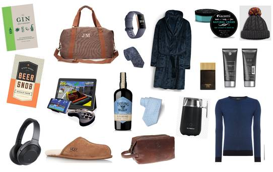 Last minute gift guide for the man in your life