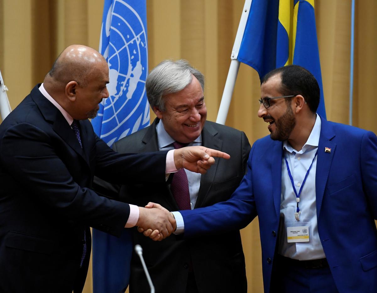 U.N. Security Council considers action to back Yemen deal on Hodeidah
